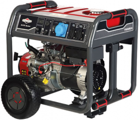 Бензиновый генератор Briggs&Stratton Elite 7500EA в Калуге